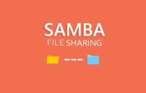 Konfigurasi Samba File Sharing