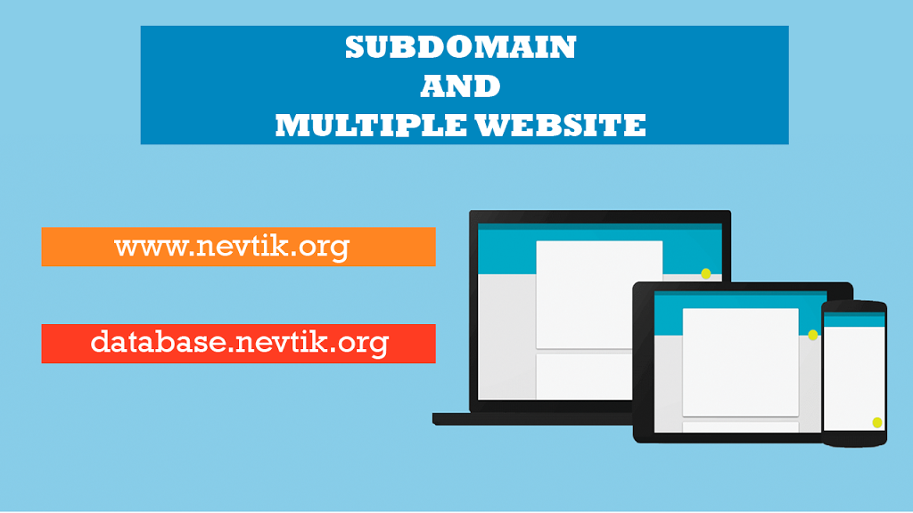 Membuat Subdomain dan Multiple Website di Debian 7.8
