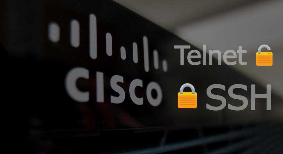 Konfigurasi SSH dan Telnet pada Cisco