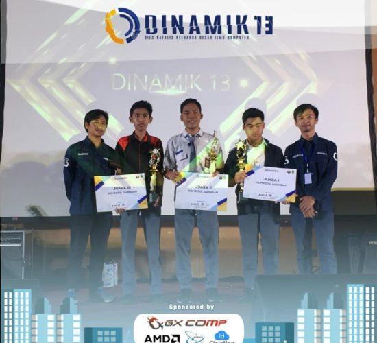 Kompetisi Jaringan DINAMIK UPI 13
