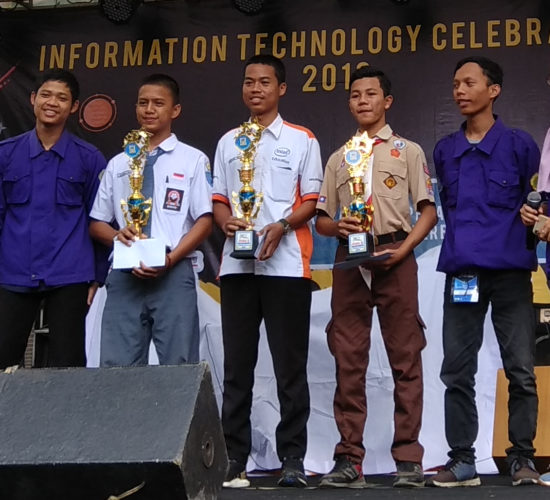 Lomba Perakitan PC ITC Celebration 2018