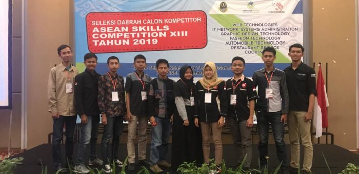 SELEKDA ASC XIII Jawa Barat 2019