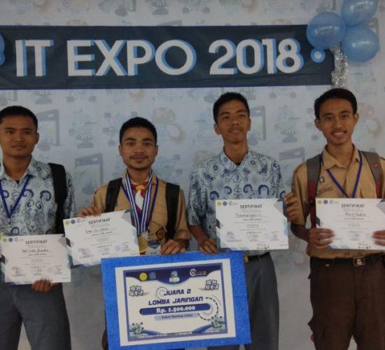 Lomba IT EXPO UNJ 2018