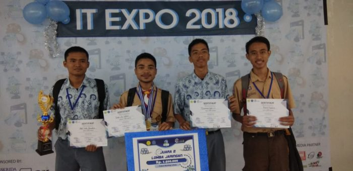 Lomba IT EXPO UNJ 2018