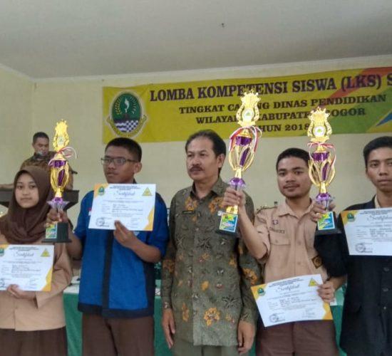 LKS Kabupaten Bogor 2018