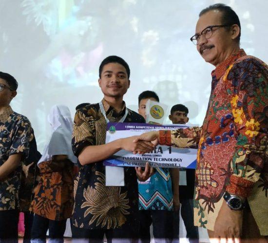 LKS Provinsi Jawa Barat 2018