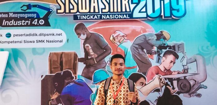LKS SMK Nasional XXVII 2019