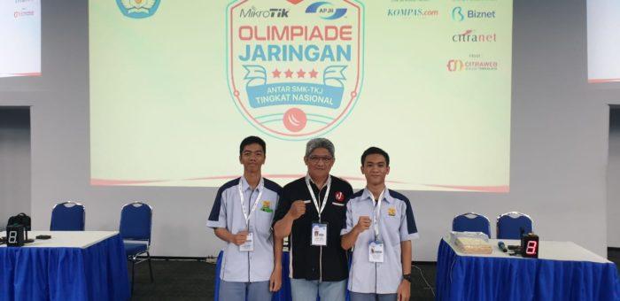 Olimpiade Jaringan Mikrotik 2019