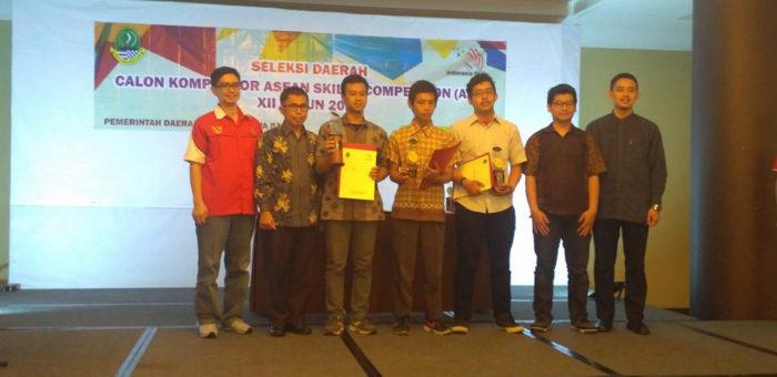 SELEKDA ASC XII Jawa Barat 2017
