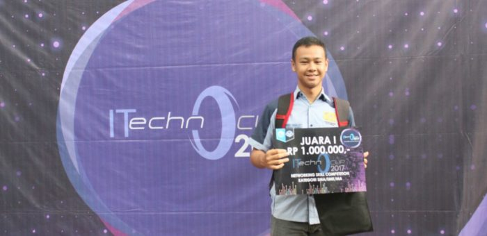 ITECHNO CUP PNJ 2017