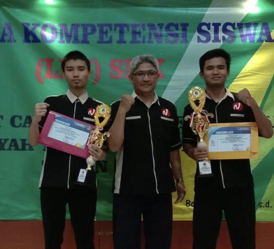 LKS SMK Kabupaten Bogor 2019